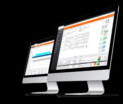 Webbasierte Speditionssoftware: Auftragsverwaltung