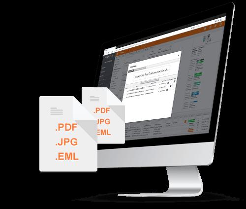 Webbasierte Speditionssoftware: Dokumentenmanagement