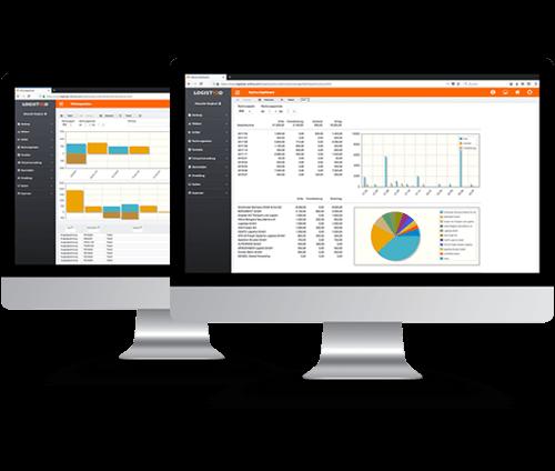 Webbasierte Speditionssoftware: Echtzeitanalyse und Auswertung